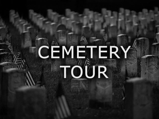 Cemetery Tour
