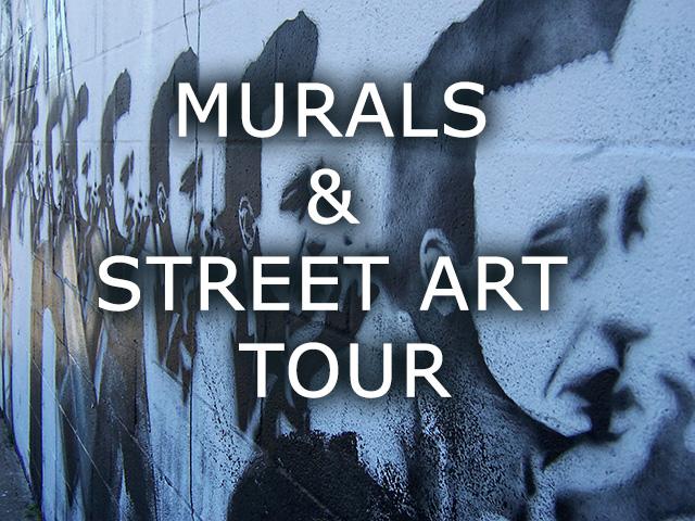 Nashville Murals and Street Art