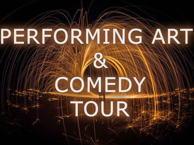Performing Art & Comedy