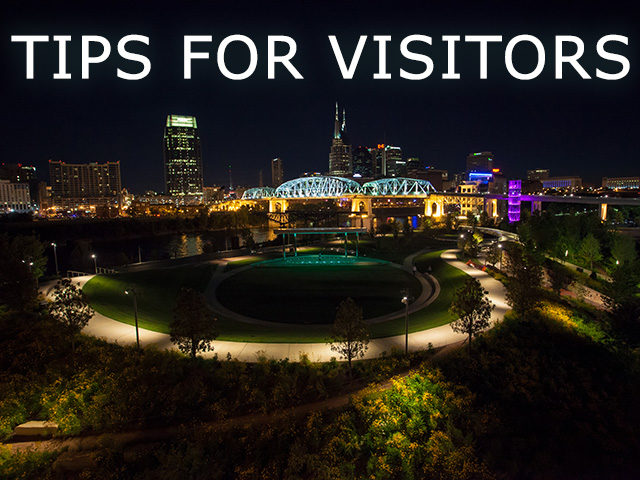 Tips For Visitors