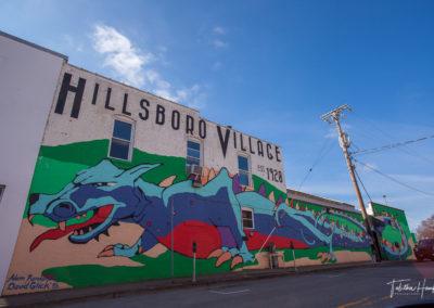 Hillsboro Village Nashville Murals 1