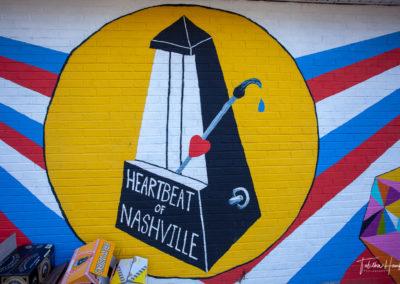 Hillsboro Village Nashville Murals 3