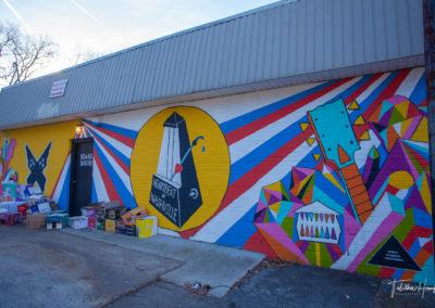 Hillsboro Village Nashville Murals 4