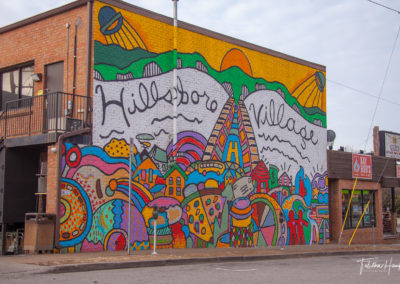 Hillsboro Village Nashville Murals 5