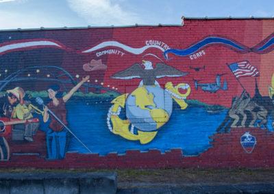 Nashville 8th Ave Murals 3