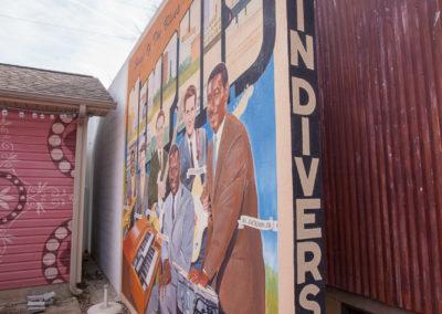 Nashville Berry Hill Murals 13