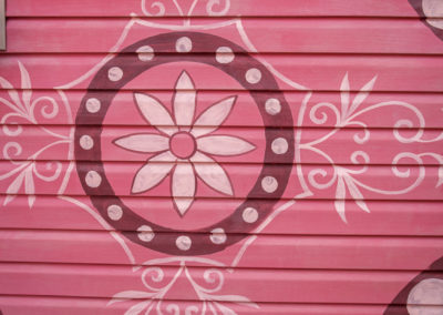 Nashville Berry Hill Murals 14