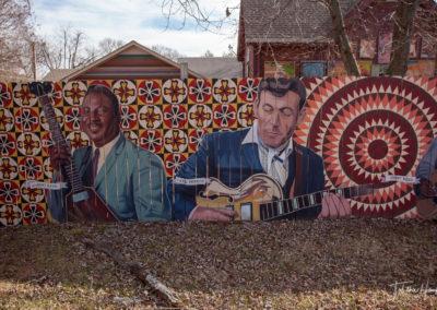 Nashville Berry Hill Murals 21