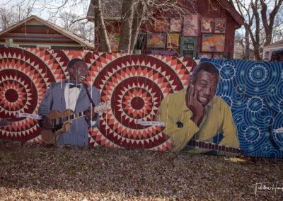 Nashville Berry Hill Murals 22