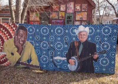 Nashville Berry Hill Murals 23