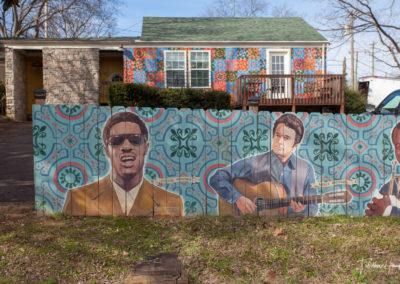 Nashville Berry Hill Murals 26