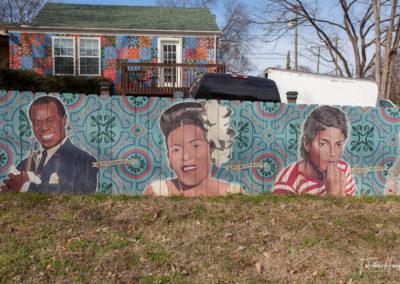 Nashville Berry Hill Murals 27
