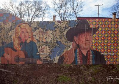 Nashville Berry Hill Murals 31