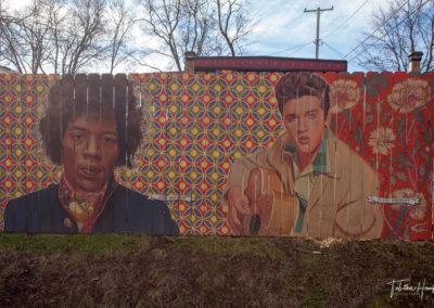 Nashville Berry Hill Murals 32