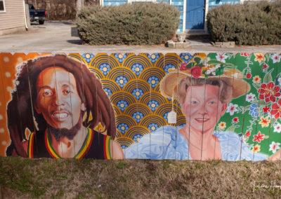 Nashville Berry Hill Murals 36