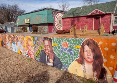 Nashville Berry Hill Murals 9