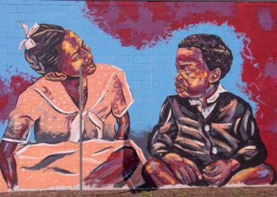 Nashville Charlotte Ave Murals 18