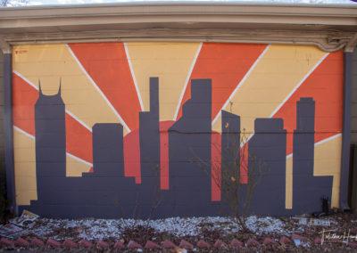 Nashville Charlotte Ave Murals 2