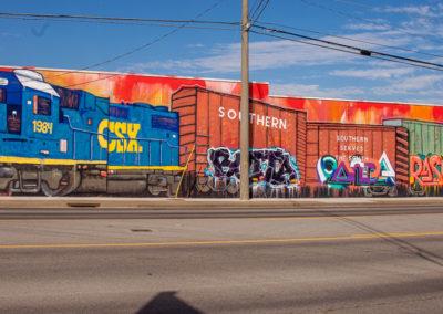 Nashville Charlotte Ave Murals 3