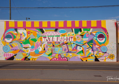 Nashville Charlotte Ave Murals 4