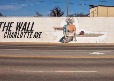 Nashville Charlotte Ave Murals 7