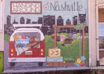 Nashville 8th Ave Murals 8