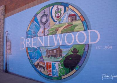 Brentwood Murals