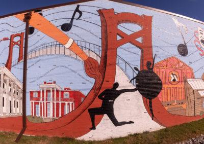 Donelson Murals 1