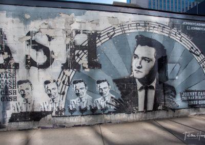 Downtown Nashville Mural 12
