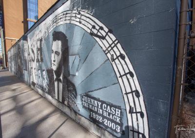 Downtown Nashville Mural 13