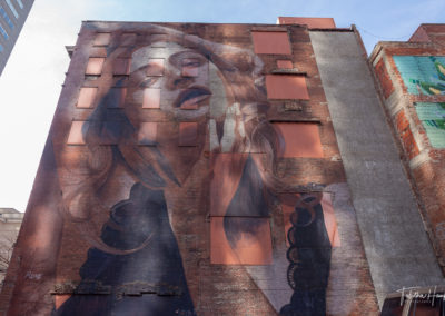 Downtown Nashville Mural 16
