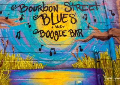 Downtown Nashville Mural 2