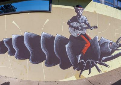 Downtown Nashville Mural 26