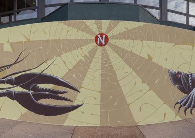 Downtown Nashville Mural 27