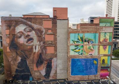 Downtown Nashville Mural 35