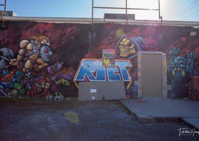 Downtown Nashville Mural 5
