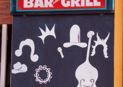 Downtown Nashville Mural 50