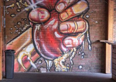 Downtown Nashville Mural 56