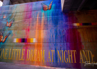 Downtown Nashville Mural 62