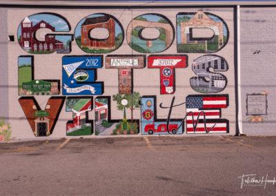 Goodlettsville Murals