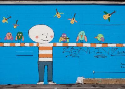 Gulch Nashville Murals 1