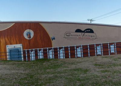 Gulch Nashville Murals 13