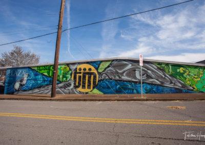 Gulch Nashville Murals 2