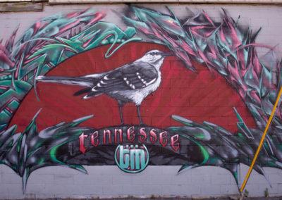 Gulch Nashville Murals 29