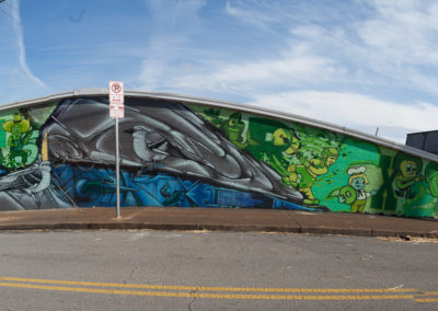 Gulch Nashville Murals 3