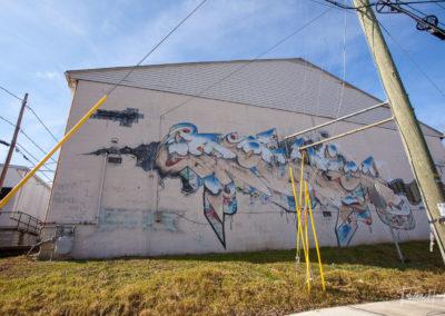 Gulch Nashville Murals 4