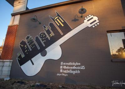 Gulch Nashville Murals 5