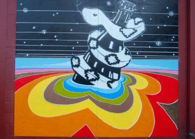 Gulch Nashville Murals 7