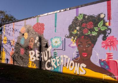 Jefferson Ave Nashville Murals 21