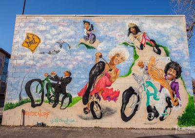 Jefferson Ave Nashville Murals 7